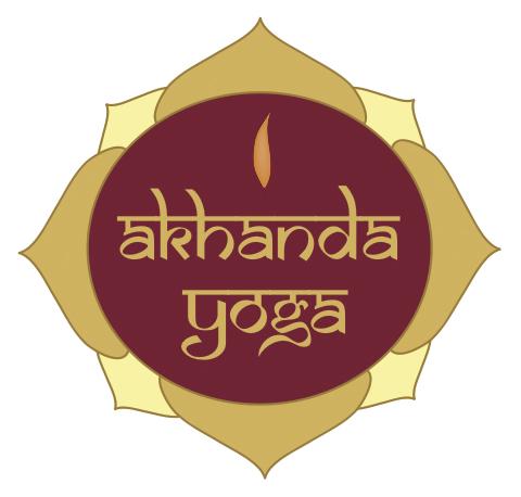 akhanda yoga logo