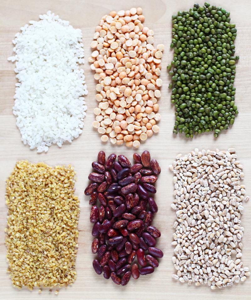 cereales legumineuses bio organic