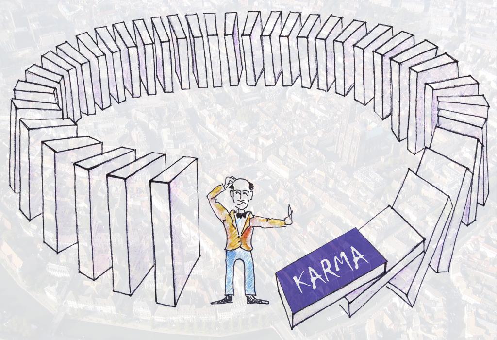 karma dessin