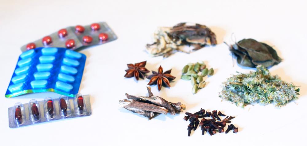 medecine ayurveda naturopathie