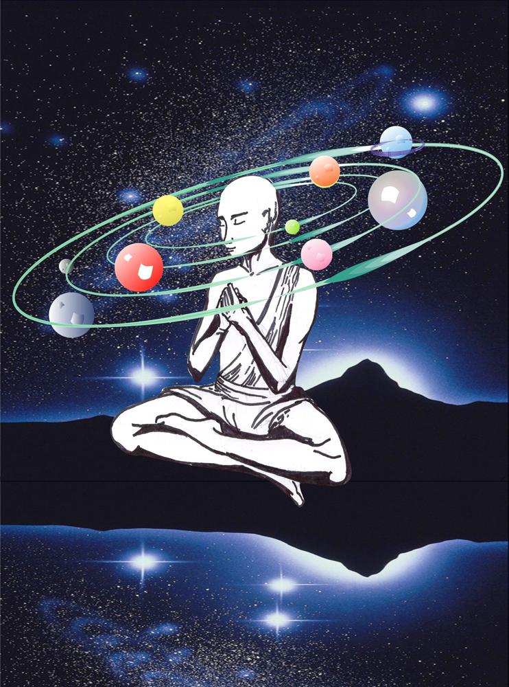 homme planetes astrologie vedique jyotish
