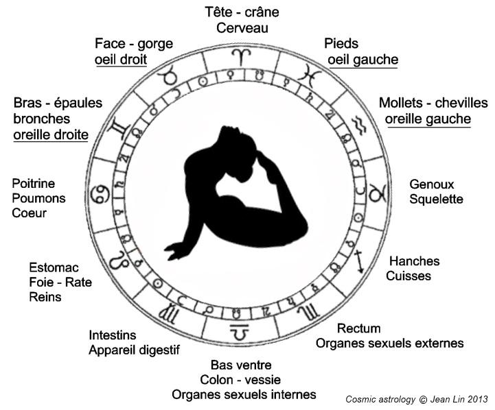 kala purusha jyotish astrologie vedique