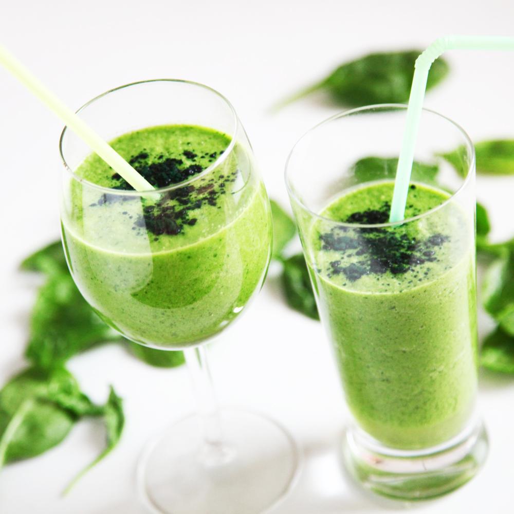 smoothies verts yoga&vedas