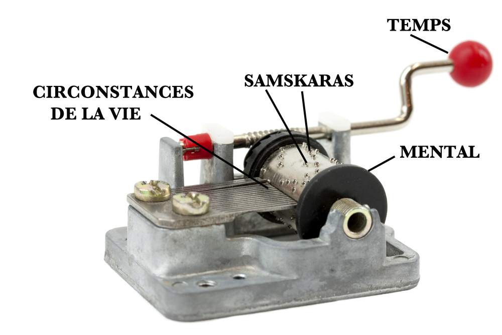 samskaras music box