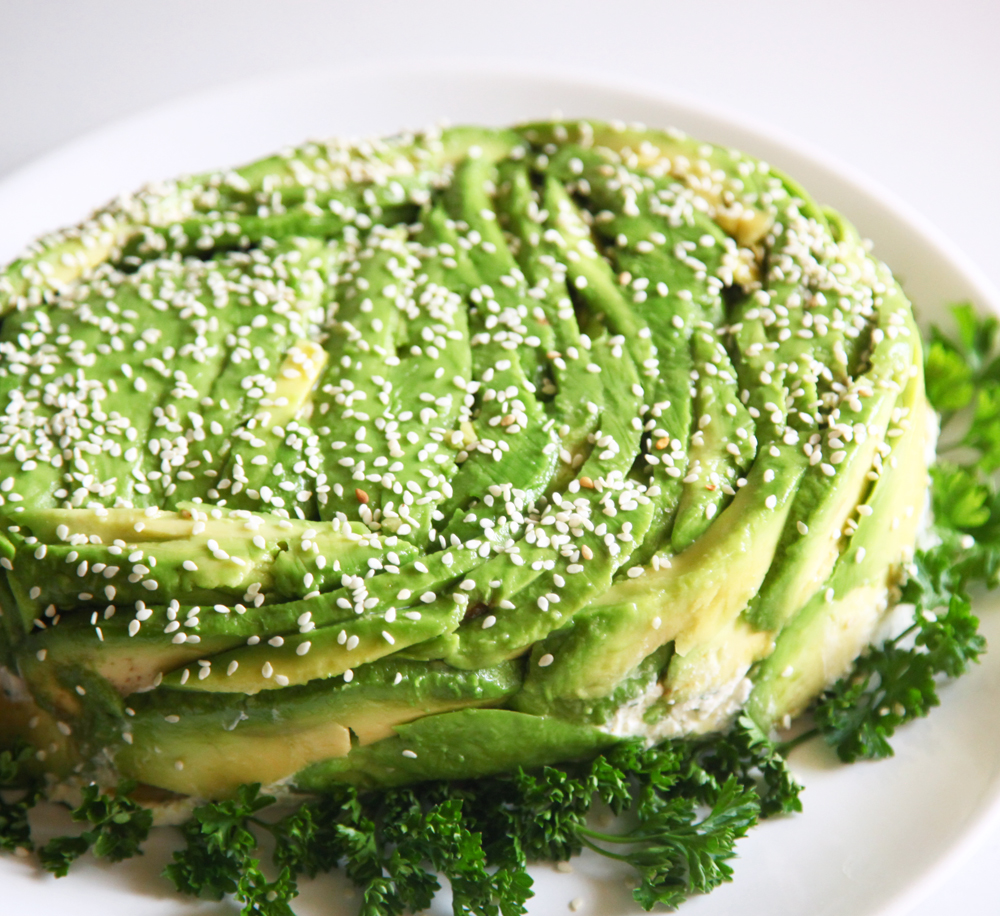 avocat plat couverture