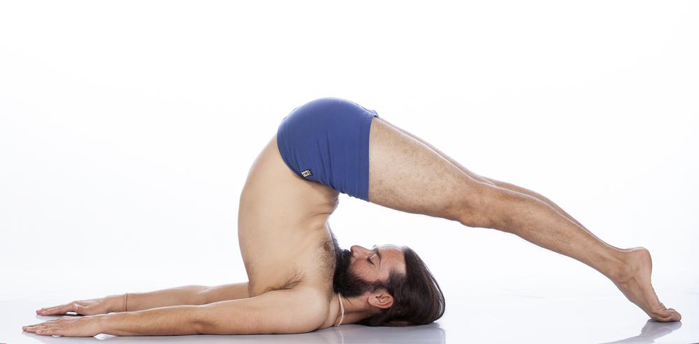 halasana yoga&vedas
