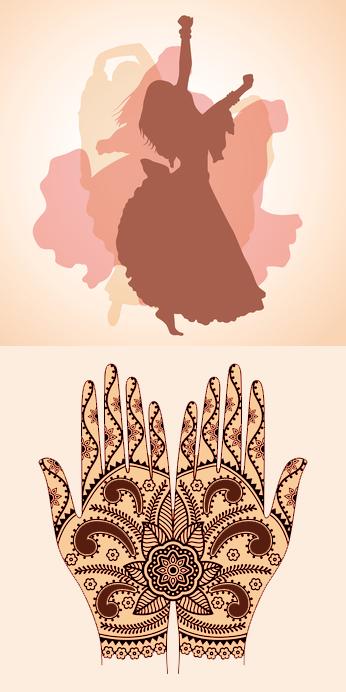 feminité créativité sarasvati yogini 1