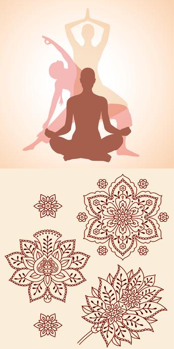 feminité créativité sarasvati yogini 3
