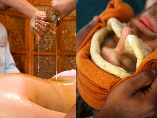 panchakarma massage inde kerala retraite cure ayurveda yoga&vedas