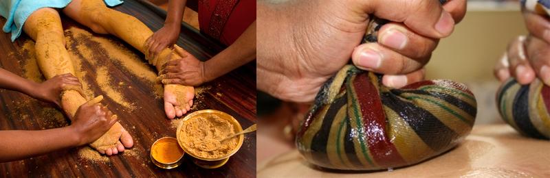 panchakarma massage soins inde kerala retraite cure ayurveda yoga&vedas
