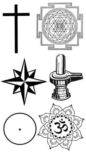 symbol tratak yoga meditation yoga&vedas