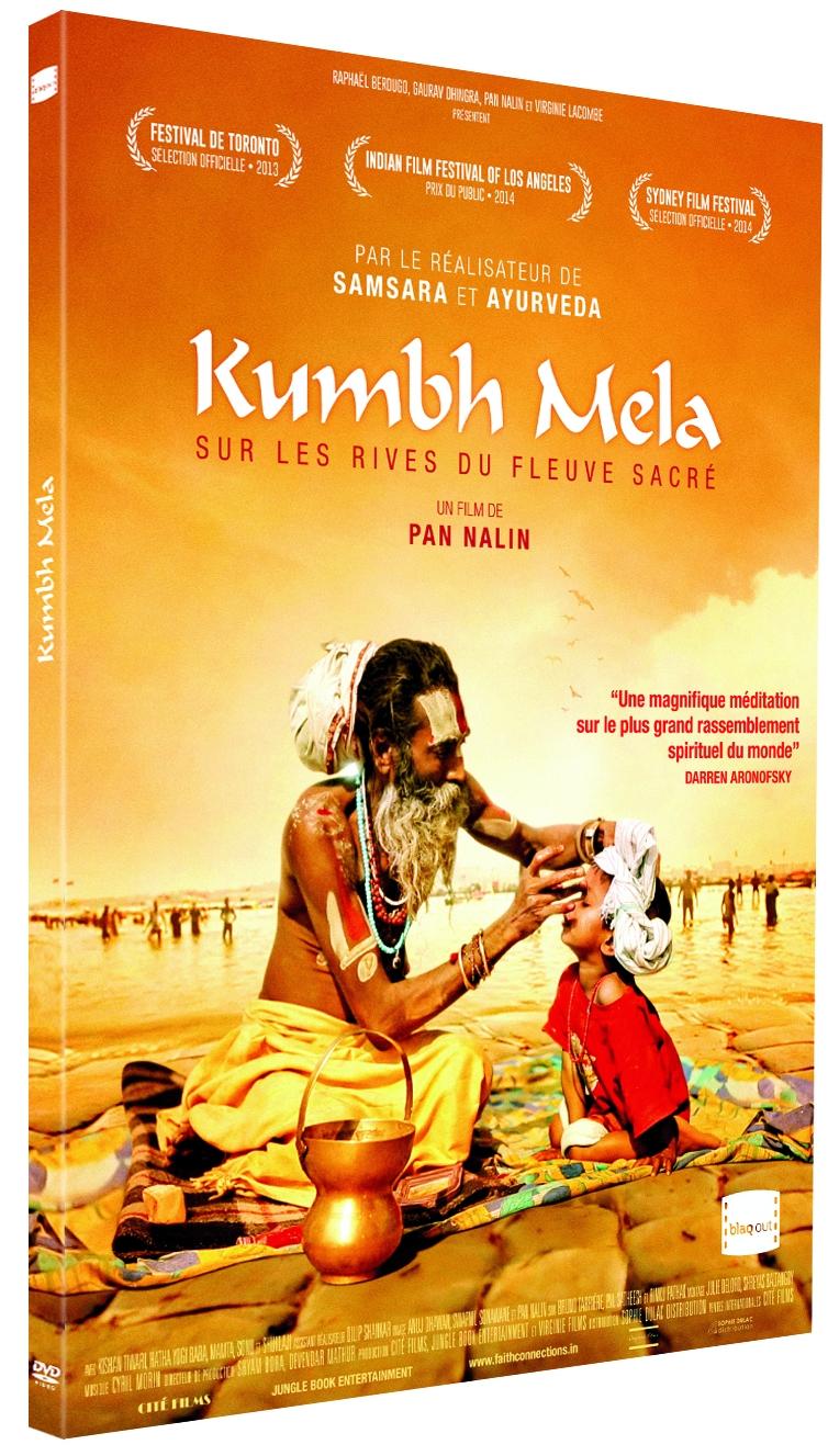 Kumbh Mela, sur les rives du fleuve sacré film Pan Nalin yoga&vedas