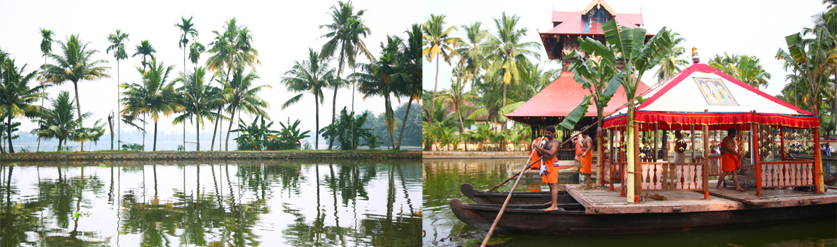 ayurveda yoga kerala retraite vacances backwaters
