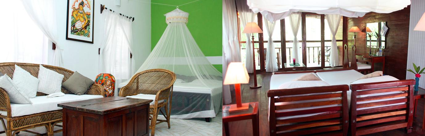 Kerala inde chambre retraite ayurveda vacances for Chambre kochi