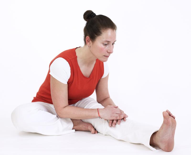 postures pitta ayurveda yoga feriel janushirasana