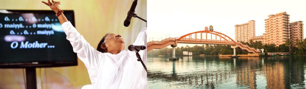 amritapuri amma ashram retraite yoga