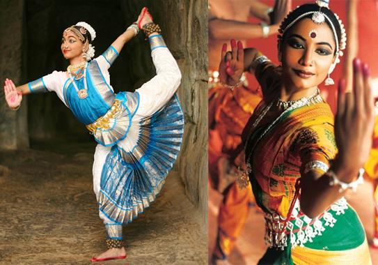 danse feminin sacré retraite kerala
