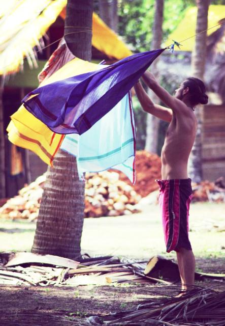 ecolodge yoga gokarna saji maitri